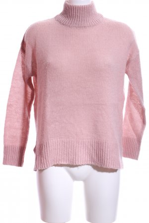 New Look Strickpullover altrosa Casual-Look