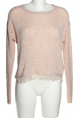 New Look Strickpullover creme Casual-Look