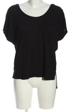 New Look Strickshirt schwarz Casual-Look