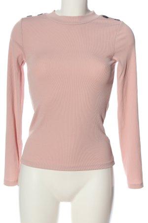 New Look Longsleeve pink Casual-Look