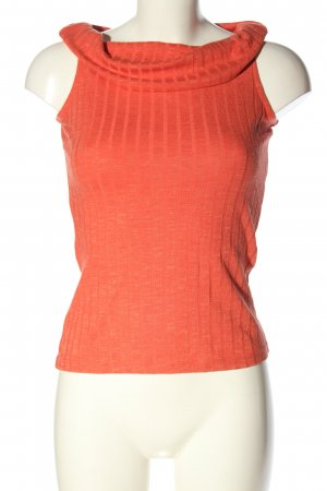 New Look Stricktop rot Casual-Look