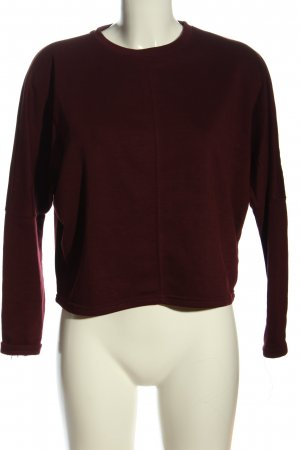New Look Sweatshirt rot Casual-Look
