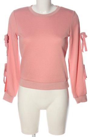 New Look Felpa rosa stile casual
