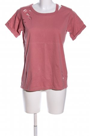 New Look T-Shirt pink Casual-Look