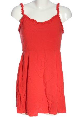 New Look Trägerkleid rot Casual-Look