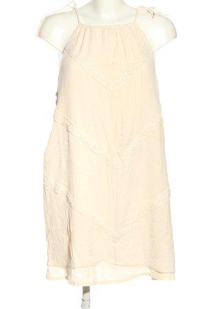 New Look Trägerkleid creme Casual-Look