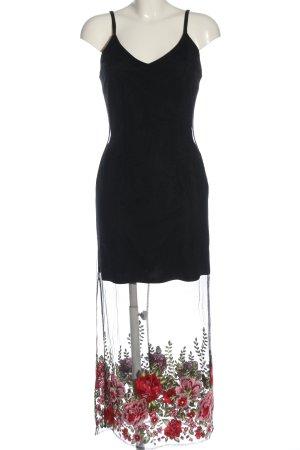 New Look Trägerkleid Blumenmuster Casual-Look