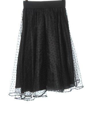New Look Gonna di tulle nero elegante
