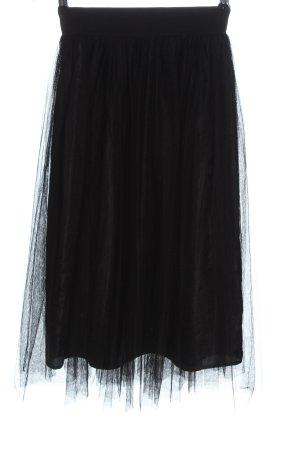 New Look Jupe en tulle noir élégant