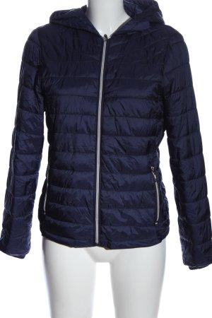 New Look Kurtka przejściowa niebieski Pikowany wzór W stylu casual
