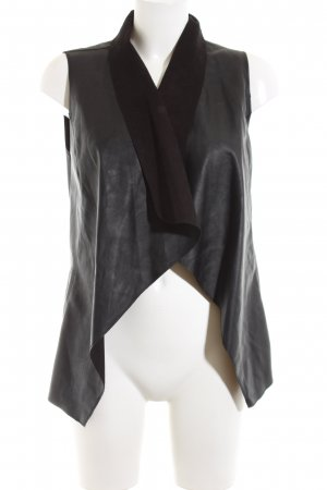 New Look Reversible Vest black casual look