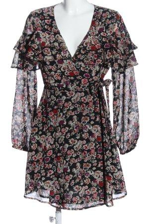 New Look Kopertowa sukienka Na całej powierzchni W stylu casual