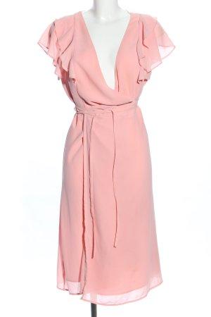 New Look Wickelkleid pink Elegant
