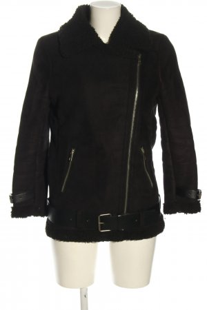 New Look Kurtka zimowa czarny W stylu casual