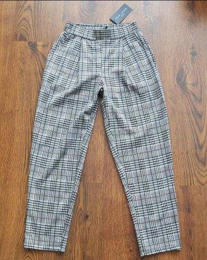 New Look Pantalón de pinza alto multicolor