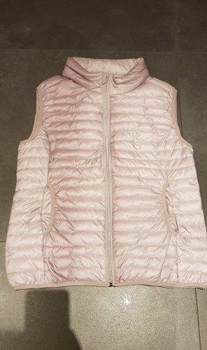 Hooded Vest pink
