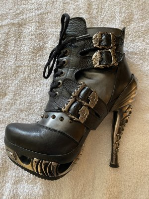New Rock Original Stiefeletten Gr. 37 Top