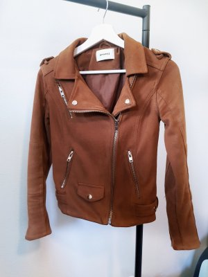 New Sofia Suede Leather Jacket
