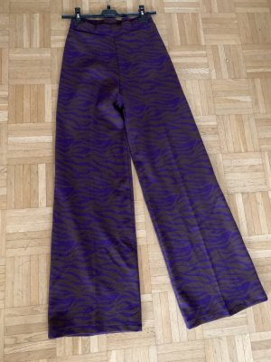 Made in Italy Palazzo Pants multicolored