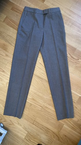 Tommy Hilfiger Wełniane spodnie jasnoszary