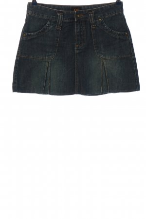 New View Jeansrock blau Casual-Look