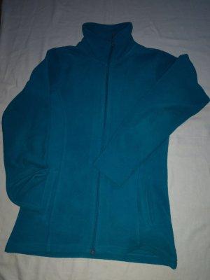 New View Fleece jack blauw Polyester