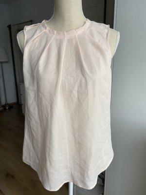New York & Company Blusa senza maniche rosa antico-rosa pallido Tessuto misto