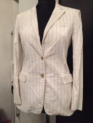 New York Industrie Nadelstreif Damen-Anzug