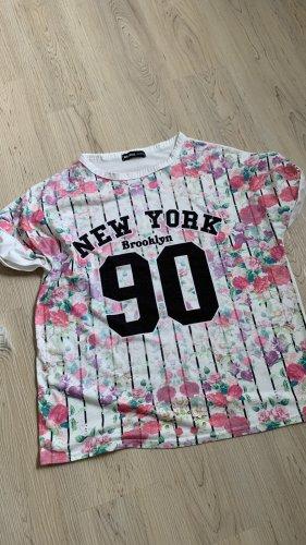 Vintage Print Shirt multicolored
