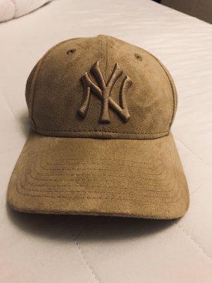 New Era Casquette de baseball chameau-beige