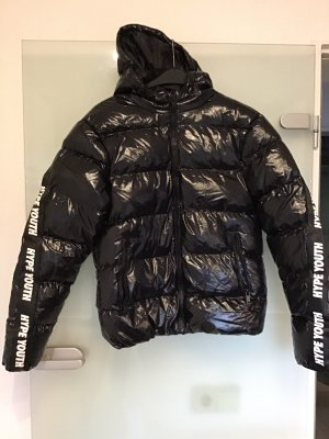 New Yorker Down Jacket black