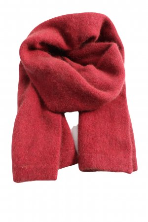 New Zealand Auckland Gebreide sjaal rood casual uitstraling