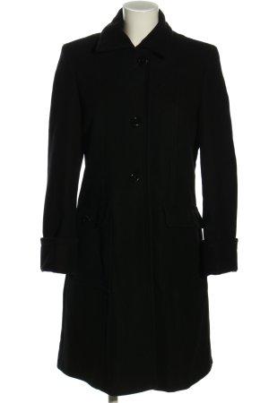 Newpenny Abrigo de lana negro look casual