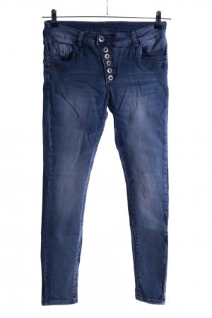 Newplay Skinny Jeans blau Casual-Look
