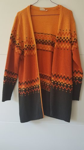 Newport Knitted Cardigan multicolored