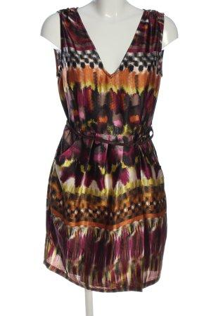 Next A-Linien Kleid Allover-Druck Elegant