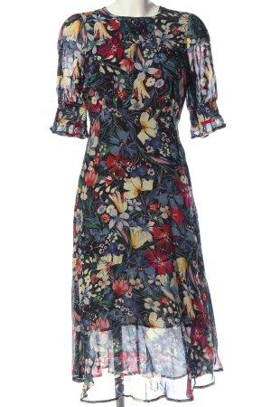 Next A-Linien Kleid Allover-Druck Casual-Look