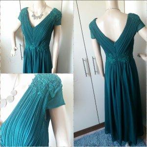 Next Abendkleid dunkelgrün 36