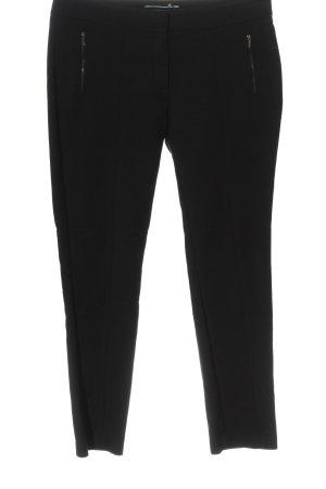 Next Spodnie garniturowe czarny W stylu casual