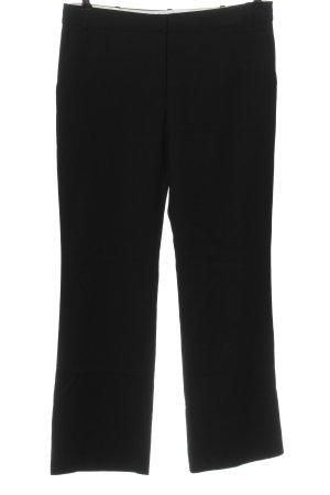 Next Spodnie garniturowe czarny W stylu biznesowym