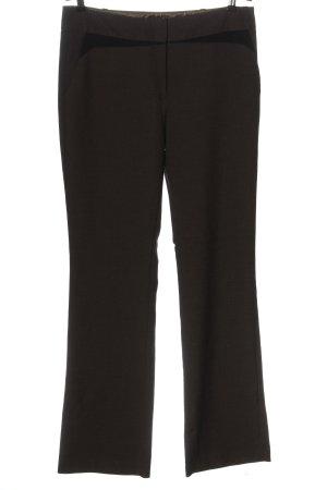 Next Spodnie garniturowe brązowy W stylu biznesowym