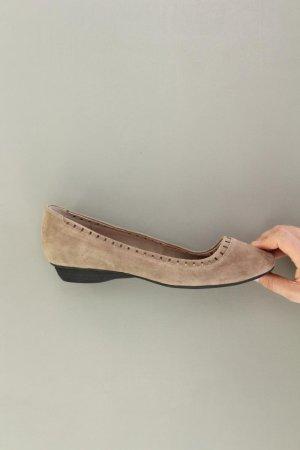 next Ballerinas Größe 42 braun aus Leder