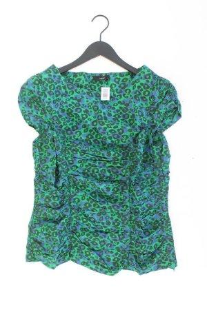next Bluse grün Tierdruck Größe UK 14