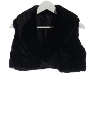 Next Boléro noir élégant