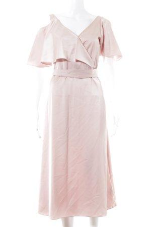 Next Cocktailkleid roségoldfarben Elegant