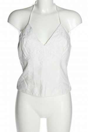 Next Cropped Top weiß Casual-Look