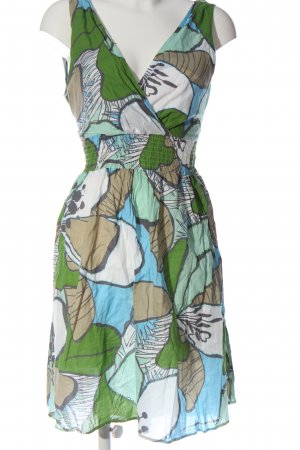 Next Cut-Out-Kleid Allover-Druck Casual-Look