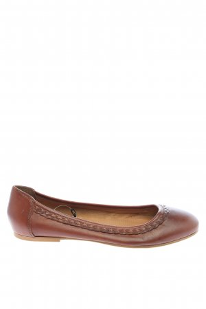 Next Foldable Ballet Flats brown business style