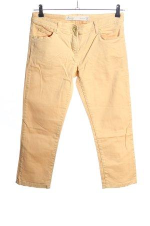 Next Five-Pocket-Hose blassgelb Casual-Look
