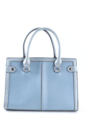 Next Henkeltasche blau Business-Look